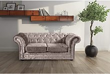 Jimenes 2 Seater Chesterfield Sofa Ophelia & Co.