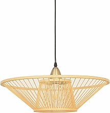 JIN Bamboo Pendant Ceiling Lighting Handmade Woven