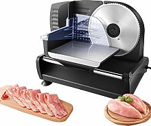 JIN Meat Slicer, Electric Food Slicer for Bread