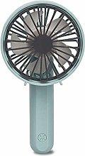 JIN Portable Fan Handheld Fan USB Desk Fan