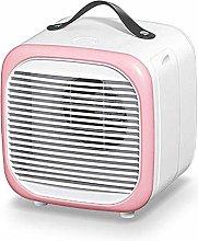 JIN Portable Fan Personal Air Cooler USB Fan