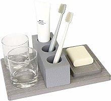 JIN Practical Bathroom Tools Bathroom Accesso Sets