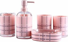 JIN Practical Bathroom Tools Bathroom Set
