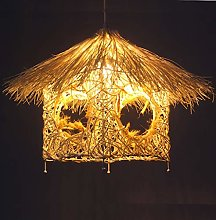 JIN Useful Chandelier The Idea of Idyllic Cane