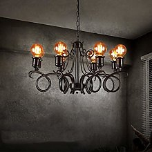 JIN Useful Pendant Light American Living Room