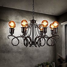 JIN Useful Pendant Light Restaurant Creative Iron