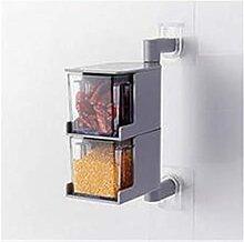 JINAN Creative seasoning jar Kitchen utensils
