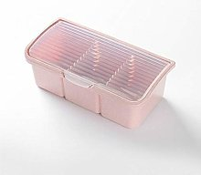 JINAN Seasoning Box Condiment Storage Container