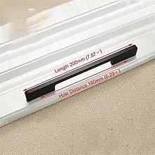 Jinchao-bar cabinet handles, Solid Aluminum