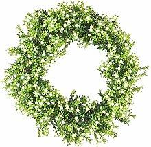 Jinclonder 35 cm Artificial Green Plant Garland
