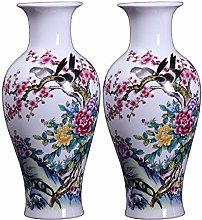 Jingdezhen ceramics modern Chinese vase flower