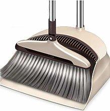 jingyuan Dustpan and Brush Long Handle Broom and