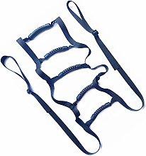 JINQI Seat Belt Bed Ladder Rope Hoist Assist Sit