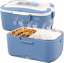 JINRU Electric Lunch Box Electric Stainless Steel