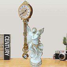 jinrun Mantel Clock Classical Family Living Room