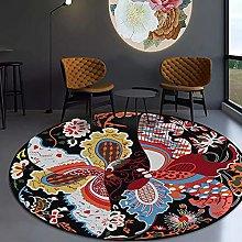 JinSui Round Carpet Area Rugs Round Rug Soft