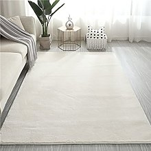 JINTIANSDS Ultra Soft Faux Fur Area Rug For