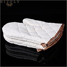JINYIWJ Oven gloves 1 Pair Heat Resistant