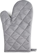 JINYIWJ Oven gloves 1 Pcs Silver - Coated Heat -