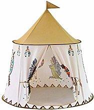 JISHIYU Childrens Tent Indoor Childrens Teepee