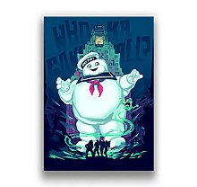 jiuyangshengong Classic Horror Movie Canvas