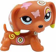JiYanTang Rare animal pet shop lps toy station dog
