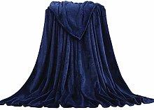 Jiyaru Throws Blankets Thickened Sofa Blanket Soft