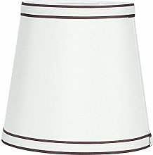 JJ. Accessory Beige Lamp Shades Household Fabric