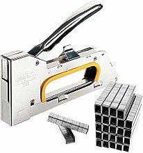 JJ PRIME- 4/6/8mm Steel Staple Gun Tacker