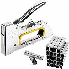 JJ PRIME- 6/8mm Steel Staple Gun Tacker Upholstery