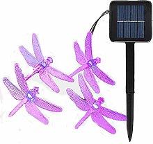 JJCDKL 20 LED Waterproof Solar Outdoor String