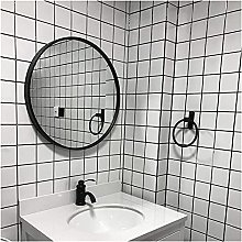 JJYGONG Bathroom Mirrors Wall Mounted Large  