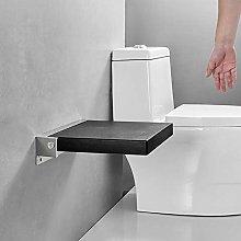JJYGONG Shower Stool Wall Mounted,Folding Stool
