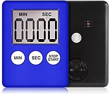 JJYGYTG Alarm clock 1 piece LCD digital screen