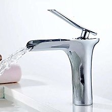 JKCKHA Basin Faucet Hot And Cold Water Copper