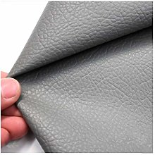JKDFFG Faux Vegan Leather Faux Leather Fabric