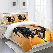 JKKIWK super king size Duvet Cover Color animal