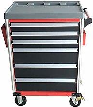 Jklt Practical Tool Cart Diy Workshop Storage Box