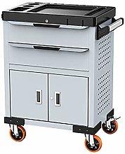 Jklt Practical Tool Cart Heavy Duty 2 Drawers