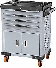 Jklt Practical Tool Cart Mobile Finishing Cabinet