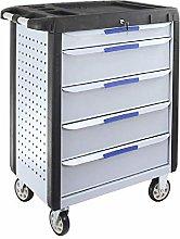 Jklt Practical Tool Cart Movable Metal Tool
