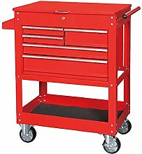 Jklt Practical Tool Cart With Handle 5 Drawers 1