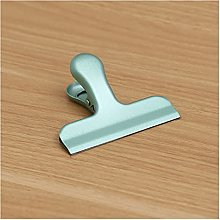 JKXWX Binder Clips Color Metal Wide Paper Clips