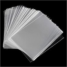 JKXWX Business Card Holder 100pcs Card Cover