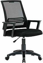 JL Comfurni Desk Chair Ergonomic Office Chair for