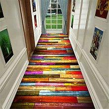 JLCP Carpet Runner Hallway, Colorful Patchwork