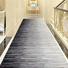 JLCP Modern Simplicity Non-Slip Carpet Runners,