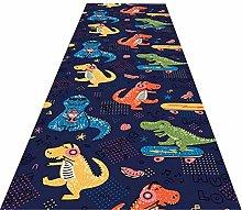 JLCP Non-Slip Carpet Runners, 3D Funny Dinosaur