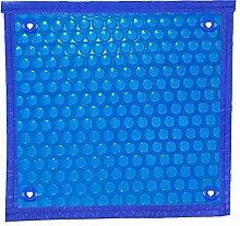 JLXJ Rectangle Solar Pool Cover, Blue Thermal
