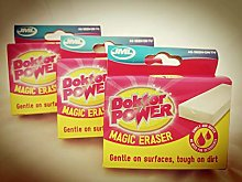JML Doktor Power Magic Eraser Minis - 3 Packs - As